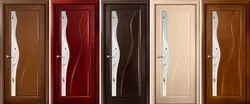 R.S Wood Laminated Door For Office, Size/Dimension: 04 Feet By 07 Feet