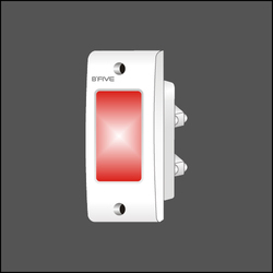 B'Five 6 Amp Indicator, For Office, 220-240 V
