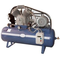AC Single Phase 2 Stage Air Compressor