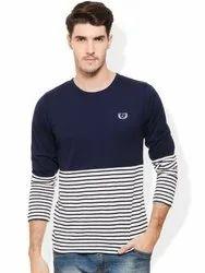 Mens Cotton Casual T-Shirt