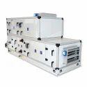 Stainless Steel Floor Mounted Single Skin Air Handling Unit, Capacity: 20000 - 25000 Cfm