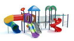 Kidzlet Playground Multiplay Station