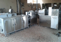 Stainless Steel Fully Automatic Chapatti Making Machines