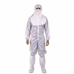 Anti Static, Lint Free Clean Room Garment Complete Set
