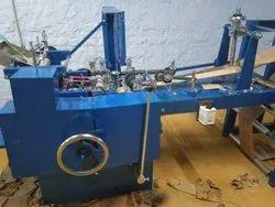 Paper Cover Making Machine, Automation Grade: Semi-Automatic