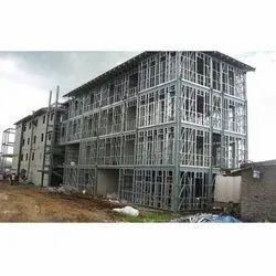 Svarn Light Gauge Steel Frame Prefabricated Structure
