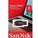 8 GB Sandisk Pen Drive