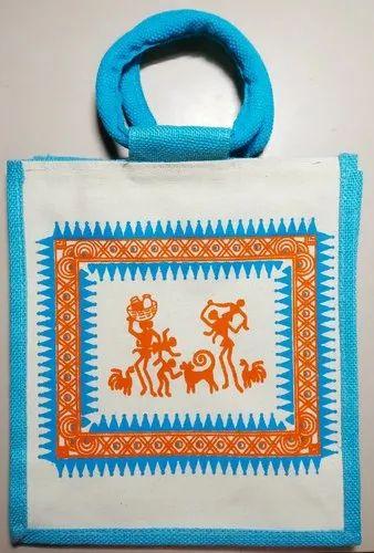 5 Kg Fancy Jute Bags