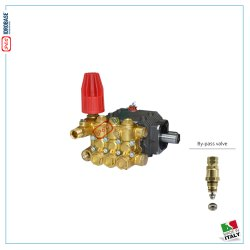 PEC Idrobase High Pressure Pump - LSK S(110 Bar - 11 LPM)