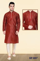 Mens Wedding Kurta Pajama