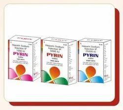 Heparin Sodium Ip Injection