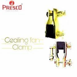 Mild Steel Presco Ceiling Fan Clamp