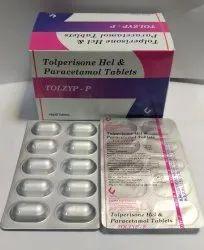 Tolperison 150mg Paracetamol 325 Mg