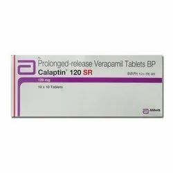 Prolonged-Release Verapamil Tablets BP