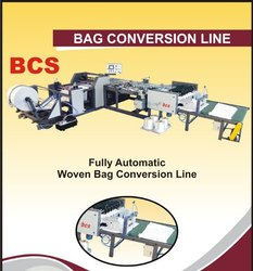 Automatic Woven Bag Conversion Line