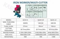Iron Worker/ Multi-Cutter