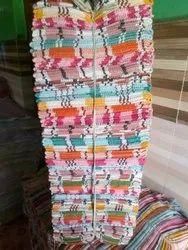 Multiplecolour Cotton Towel