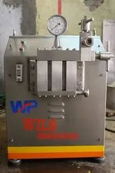 Wils Ice Cream Homogenizer