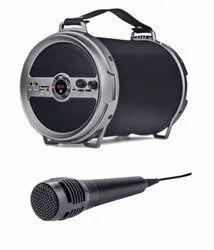 Black Iball Speaker with karaoke