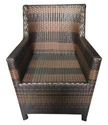 Universal Furniture Cane Outdoor Sofa Chair