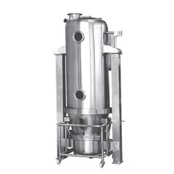 Stainless Steel Fluid Bed Drier, Automation Grade: Automatic