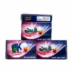 HK 150 Gm Cloth Washing Detergent Cake, Packaging Type: Packet, Shape: Rectangle
