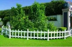 Horizontal Pvc Fence, For Fencing, Size: 1-3 Feet Wirth