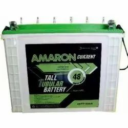 Amarton 150Ah Amaron Tubular Batteries, Warranty: 2 years, 12