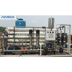 FRP Industrial Reverse Osmosis Plant, Automation Grade: Semi-Automatic, 2000-3000 (Liter/hour)
