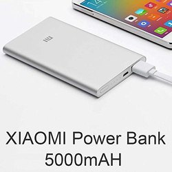 Original MI 5000 Mah Slim Power Bank