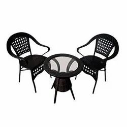 Universal Furniture Garden & Balcony Table with 2 Chairs