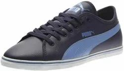 Casual Wear Blue Puma Men Sneakers, Lace up Shoes