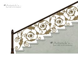 Artisticks Stairs Railing
