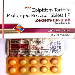 Zolpidem Extended-Release