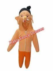 Kids Bal Ganesha Cartoon Costume