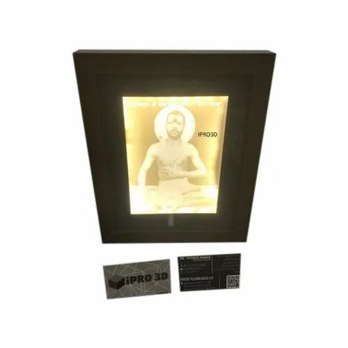 Lethophane 3D Photo Printing, Dimension / Size: 2' x 2'  And Above