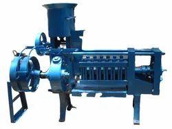 Semi Automatic Oil Mill