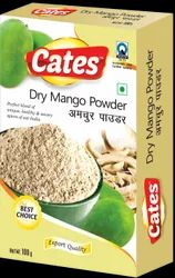 Cates 100 g Dry Mango Powder, Packaging: Packet