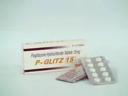 Pioglitazone Hydrochloride Tablets