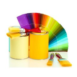 Semi Gloss Industrial Oil Based Epoxy Paints, Packaging Type: Tin, Packaging Size: 20 L
