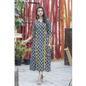 Ladies Round Neck Jaipuri Cotton Kurti