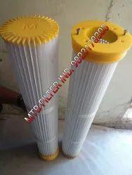 RMC Plant Silo Filter