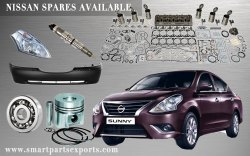 Nissan Spare Parts, for Automobile Industry