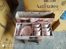 Ceramic Soup Set