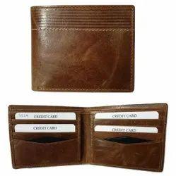 Slim Bi-fold Wallet For Men