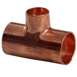 Copper Presolder Tee Fittings
