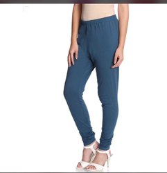 Womens Cotton Churidar Leggings