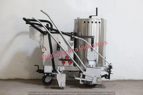 Hot Melt Road Marking Machine