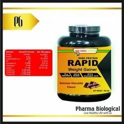 High Protein Rapid Weight Gainer,500 gm