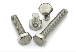 Stainless Steel Hex Bolt, Packaging Type: Box